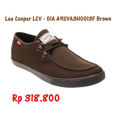 Lee Cooper LCV Brown