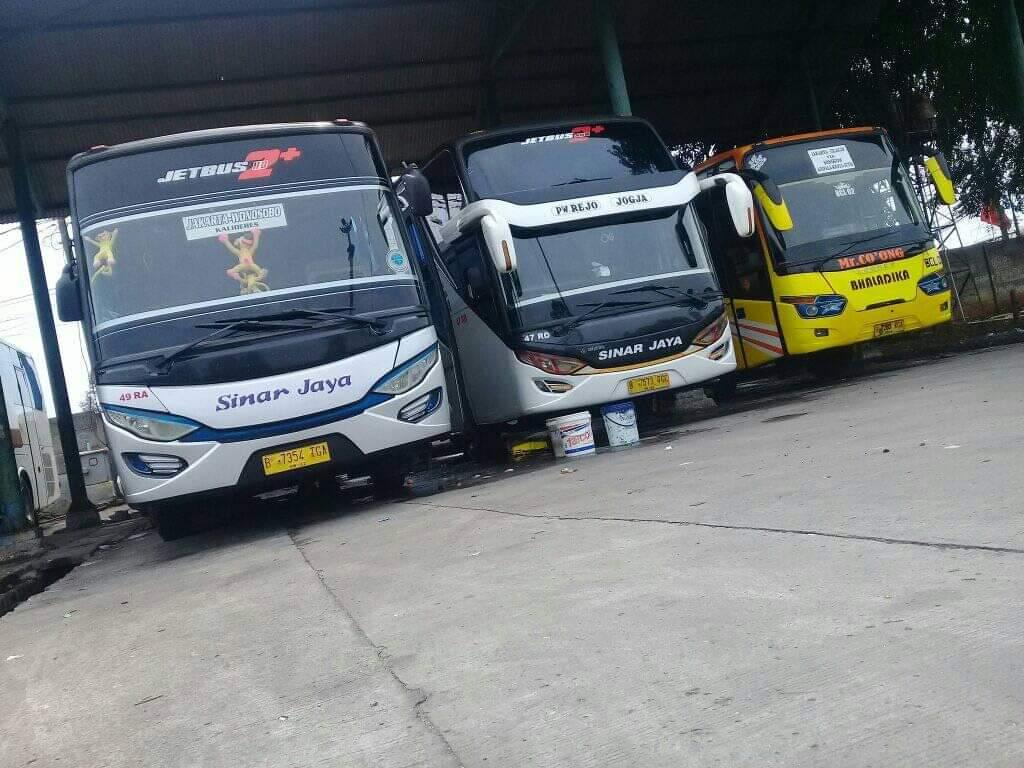 Info Rute Dan Harga Tiket Terbaru Bus Sinar Jaya 2019 Info
