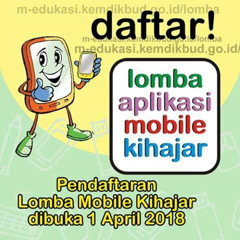 Lomba Mobile Ki Hajar Tahun 2018