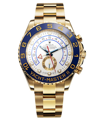 photo of First Rolex Yacht-Master II Model from 2007