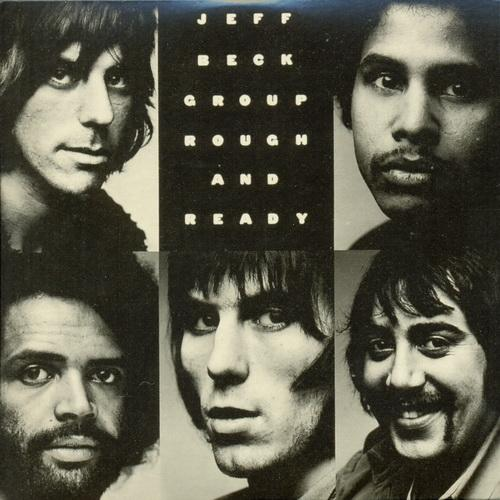 The Musicians Record Store: Jeff Beck Group - Rough And ...