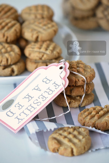 sea salt peanut butter cookies Jamie Oliver