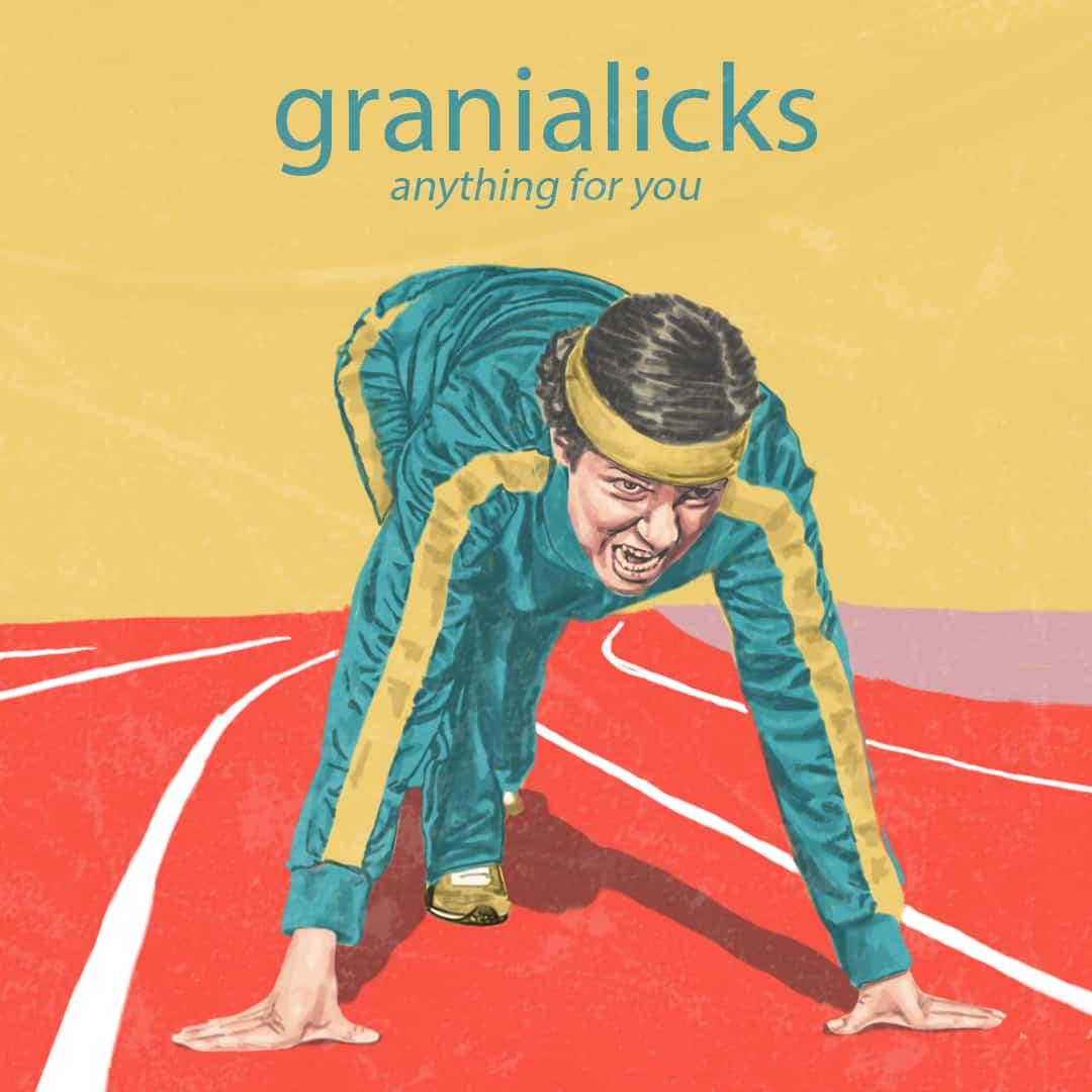 "Granialicks Merilis Single Sekaligus Album Pendek Perdana ""Anything For You"" Dalam Format Digital!"