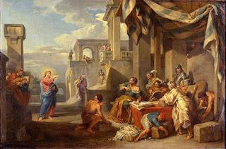 Nomes bíblicos de menino: letra M (Imagem: O Chamado de Mateus - Giovanni Panini)