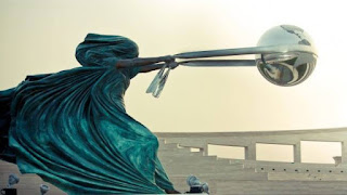 Esculturas urbanas que te robarán el corazón