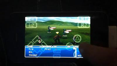 ตัวเล่น PS1 PSX Iphone IOS
