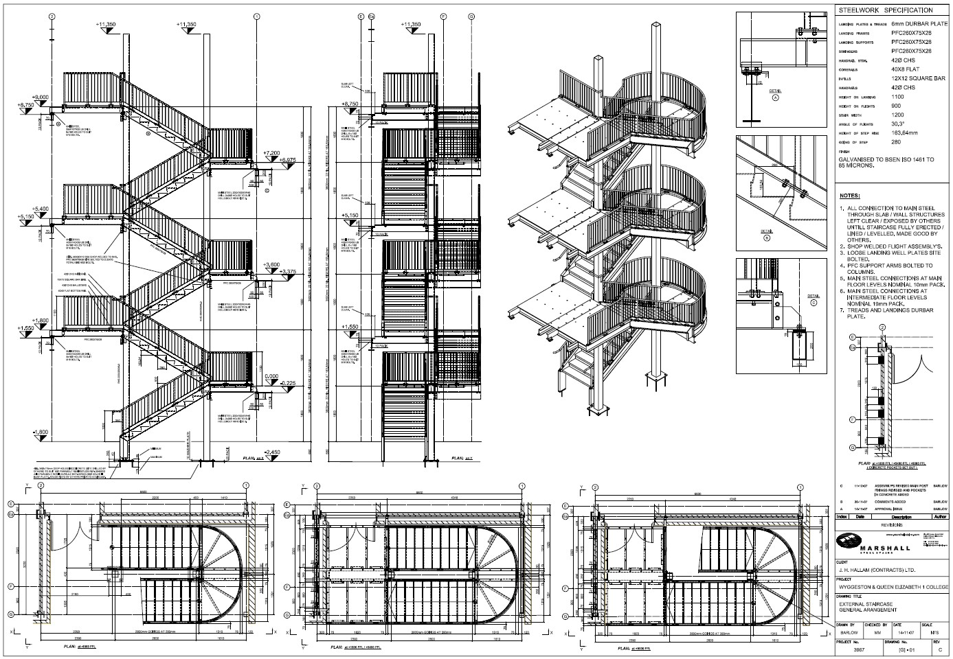 Dibujos automáticos con advance steel