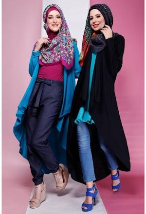 11+ Model Busana Muslim Remaja Terbaru Yang Istimewa Casual 2018
