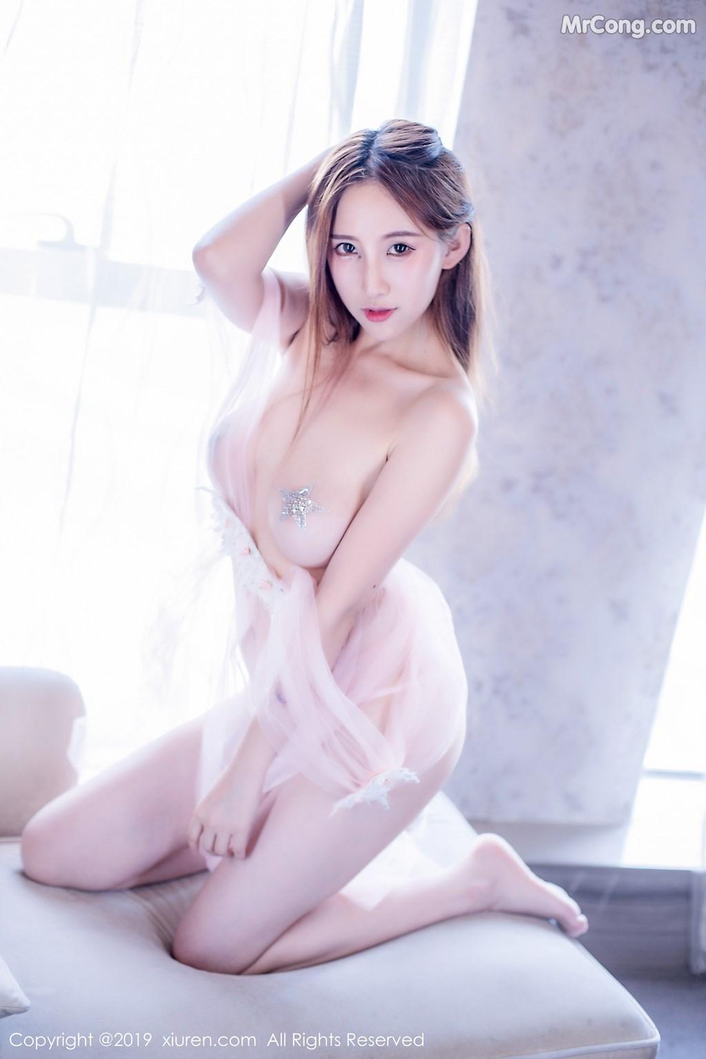 Image XIUREN-No.1643-Yue-Yin-Tong-MrCong.com-048 in post XIUREN No.1643: Yue Yin Tong (月音瞳) (50 ảnh)