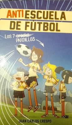 Antiescuela de futbol Los 7 pardillos