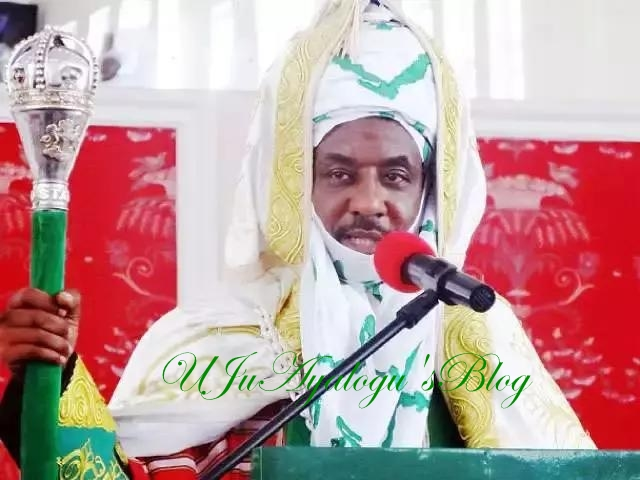 Kano Govt. Moves To Dethrone Emir Sanusi; Alleges Embezzlement, Deconsecration Of Emir Throne Among 6 Other 'Crimes'