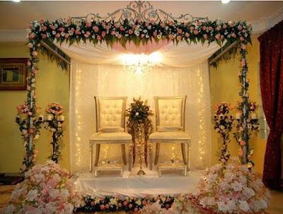 10 Dekorasi Pernikahan Untuk Inspirasi Anda Yang Mau Menikah