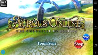 game mmorpg android terbaik dan Terbaru - Aurcus Online