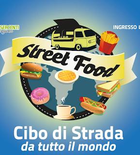 Street Food cibo di strada internazionale 17 -18 - 19 giugno Bergamo
