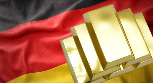 ¿Por qué Alemania se está 'llevando' toneladas de oro de EEUU, Francia e Inglaterra?