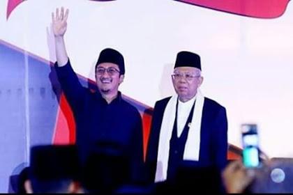 Mendukung Jokowi - Makruf Amin Otomatis Kafir?