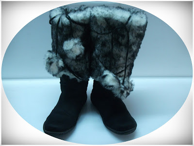 *Colore per Favore*, cizme extrem de calduroase, superbe!