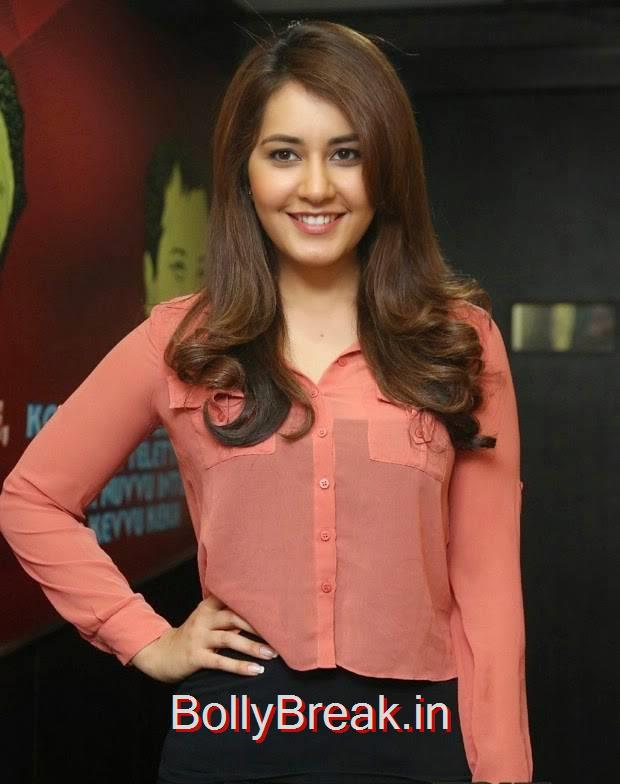 Rashi Khanna Photo Gallery with no Watermarks, Rashi Khanna Cute Photos, Face Close up Images