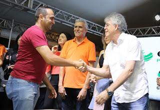 Ricardo abre Feira de Negócios e Empreendedorismo em Picuí