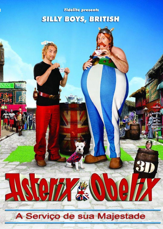 Asterix Filme