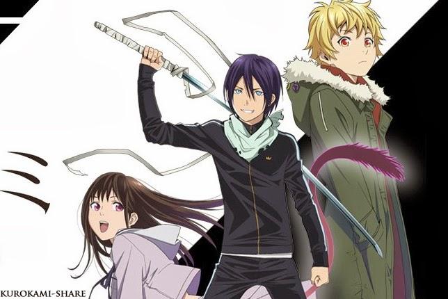 Download Noragami Subtitle Indonesia + OVA (Complete)