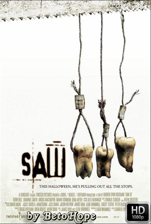 Saw 3 [2006] [Latino-Ingles] HD 1080P [Google Drive] GloboTV