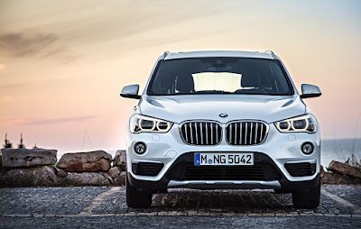 BMW X1 makes the switch to front wheel drive
