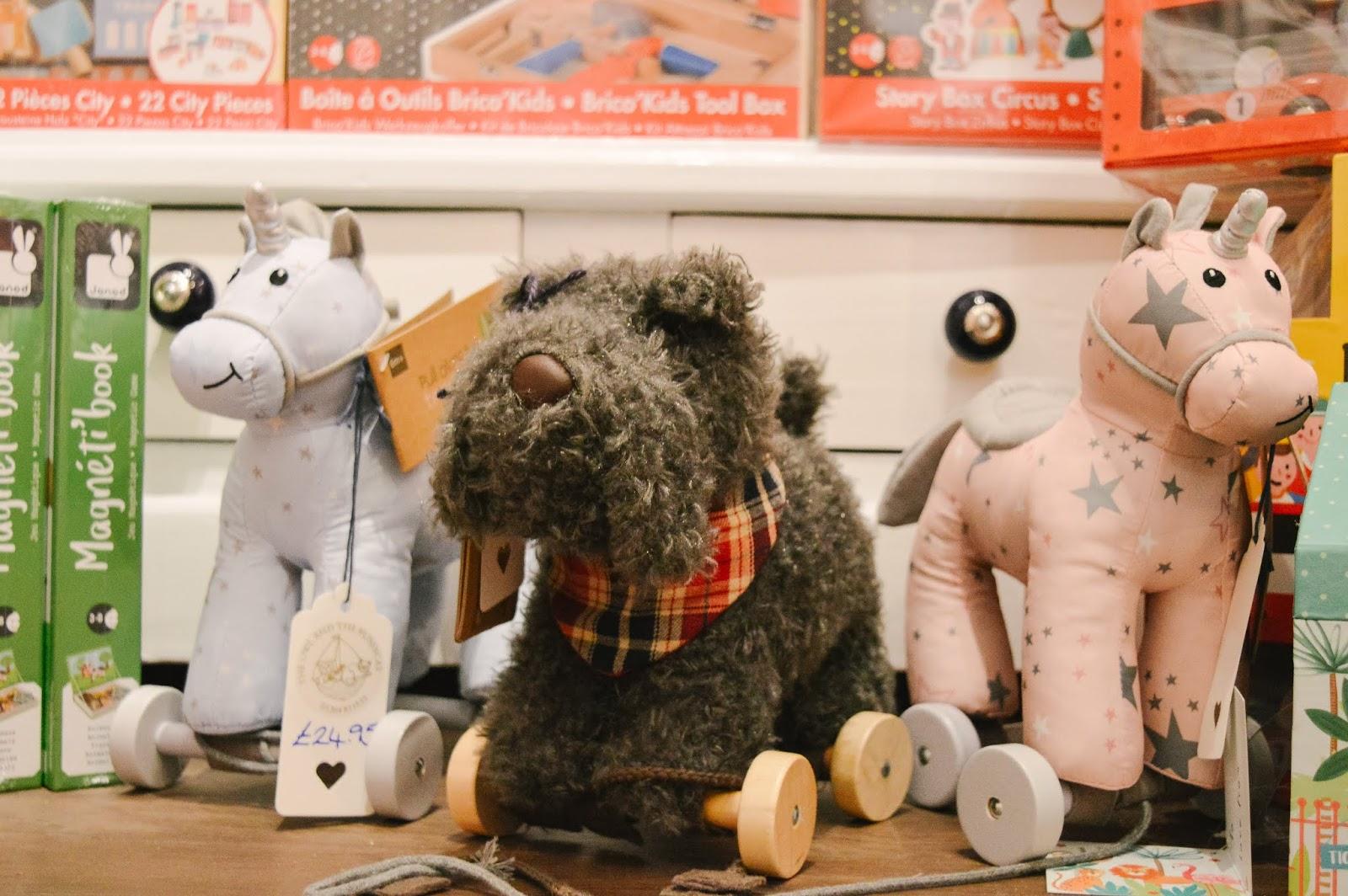 The Owl & The Pussycat Stockbridge Childrens Boutique