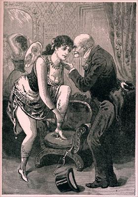 Prostitution in c1880