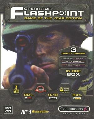 Operation Flashpoint GOTY