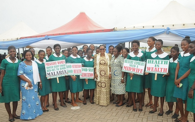 Health sector in danger; 500 midwives retire 2016