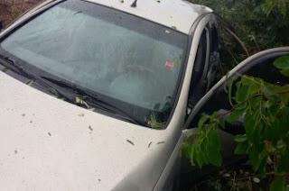Acidentes em rodovias deixam um morto e quatro feridos