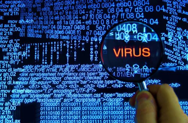Malware na lupa