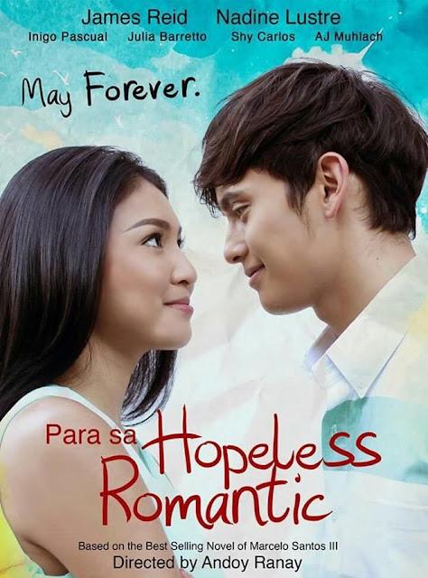 watch filipino bold movies pinoy tagalog poster full trailer teaser Para sa Hopeless Romantic