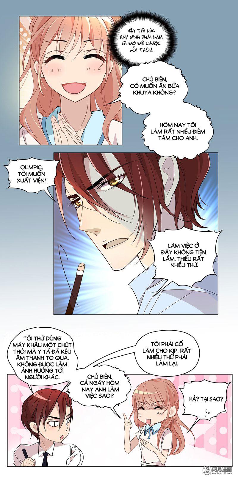 Mai Nữ Đồng Tiểu Nộ chap 42 - Trang 3