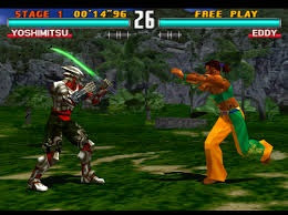Tekken 3 Highly Compressed
