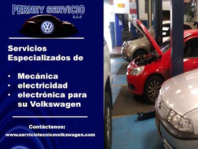 CAmbio de Correa de Repartición Volkswagen