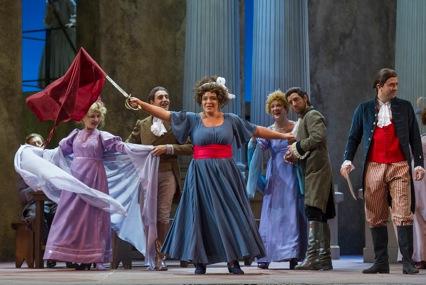 Extraordinaria interpretación de Gustavo López Manzitti y Daniela Tabernig en el Colón
