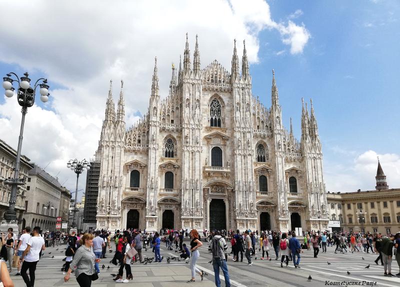 największe atrakcje Mediolan