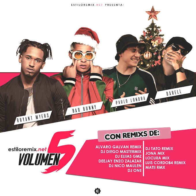 EstiloRemix - Volumen 5 (Especial Navidad)