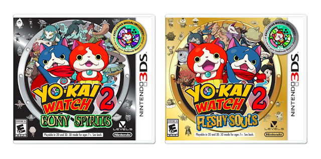 Yo-kai Watch 2 Sneak Peak Event in Toronto #YOKAIWATCH2TO