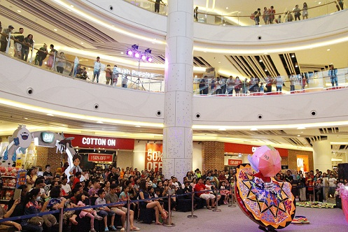 Baywalk Mall Hadirkan Yokai Watch Summer Festival & Spirit of Festivities