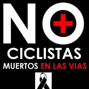No + Ciclistas Muertos en las Vías