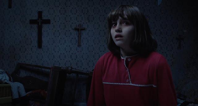 Segundo trailer de Invocação do Mal 2 é ainda mais aterrorizante