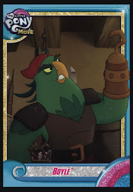 My Little Pony Boyle MLP the Movie Trading Card