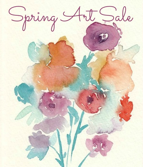 Grow Creative Shop Sprint Art Sale 2016
