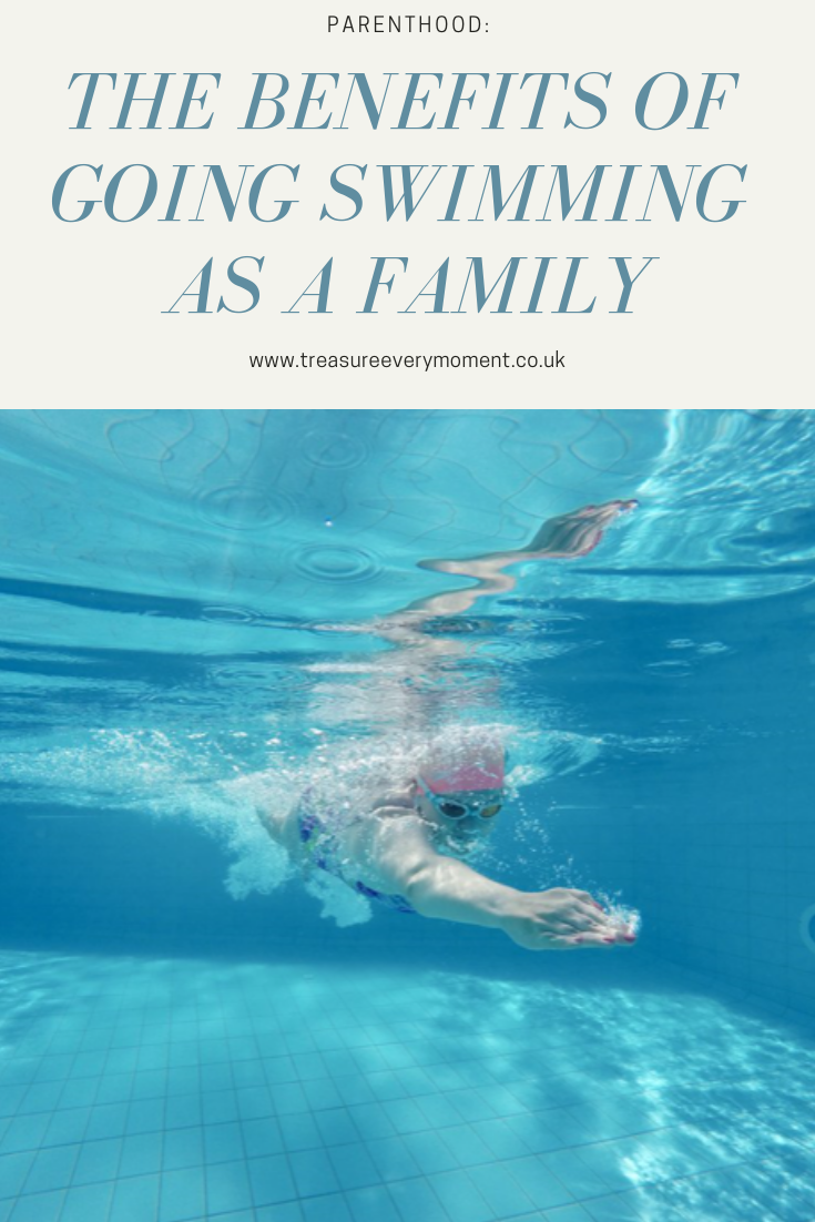 PARENTHOOD: The Benefits of going Swimming as a Family