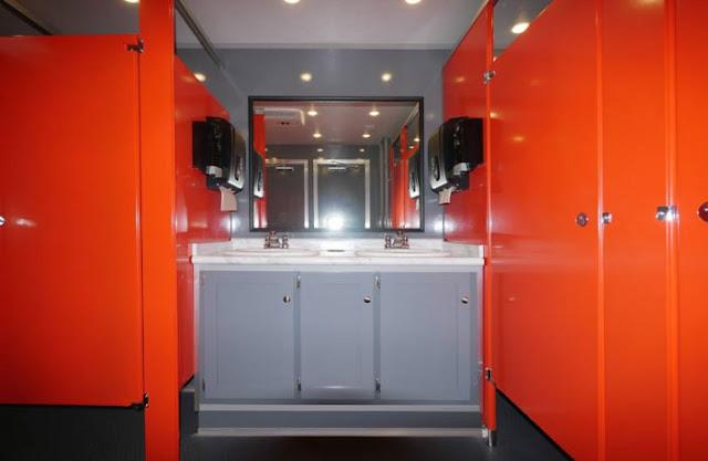 The Job Site Bathroom Vanity