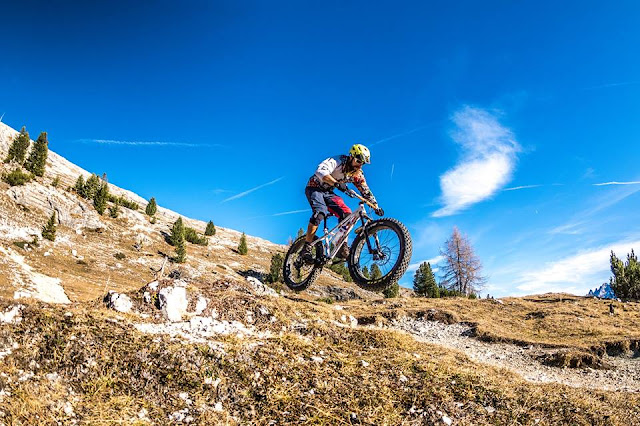 Biketouren für Fatbikes Dolomiten