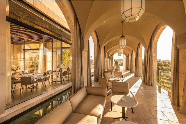 Sahrai hotel de lujo en Fez chicanddeco